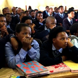 Reaching thousands of our youth in the Eastern Cape